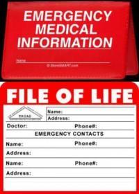 File of Life Campaign